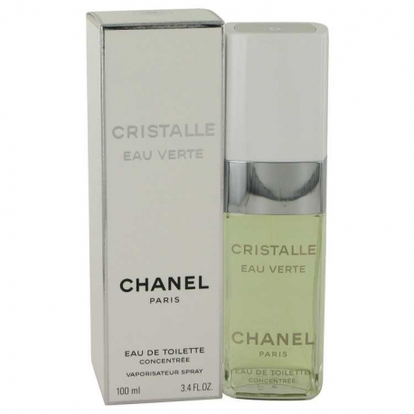 Chanel Cristalle Eau Verte Eau De Toilette Concentree Spray