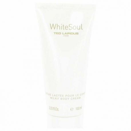 Ted Lapidus White Soul Body Cream