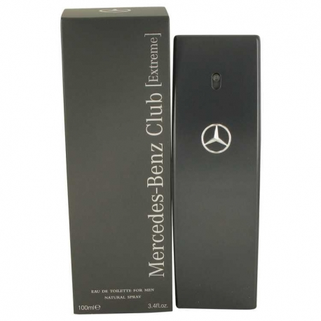 Mercedes Benz Mercedes Benz Club Extreme Eau De Toilette Spray