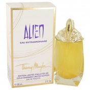 Thierry Mugler Alien Eau Extraordinaire Eau De Toilette Spray (Gold Shimmer Edition)