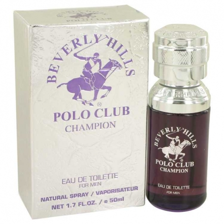 Beverly Fragrances Beverly Hills Polo Club Champion After Shave