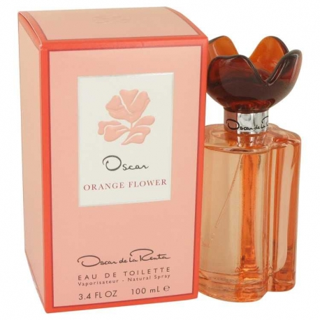 Oscar de La Renta Orange Flower Eau De Toilette Spray