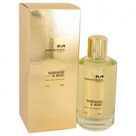 Mancera Mancera Roseaoud & Musc Eau De Parfum Spray