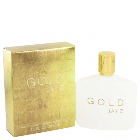 Jay Z Gold Eau De Toilette Spray