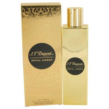 S.t. Dupont ST Dupont Royal Amber Eau De Parfum Spray