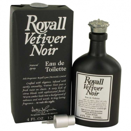 Royall Fragrances Royall Vetiver Noir Eau de Toilette Spray