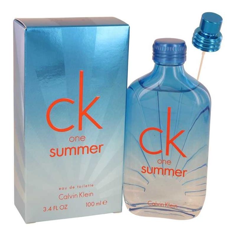 Summer Calvin Toilette Eau One 2013 Klein Ck Spray2017 De Aj54RqL3