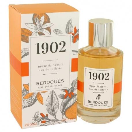Parfums Berdoues 1902 Musc & Neroli Eau De Toilette Spray