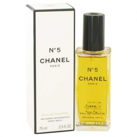 Chanel CHANEL No. 5 Eau De Toilette Spray Refill