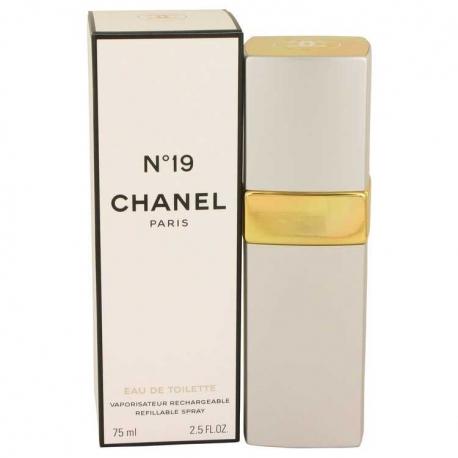 Chanel No 19 Parfum Eau De Toilette Refillable Spray