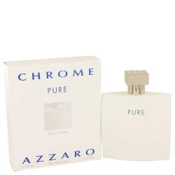 Azzaro Chrome Pure Eau De Toilette Spray