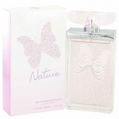 Franck Olivier Nature Eau De Parfum Spray