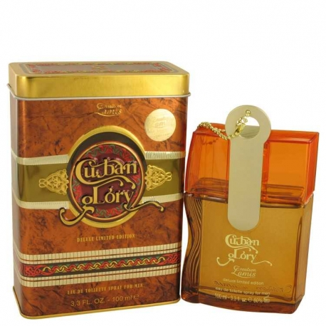 Lamis Cuban Glory Eau De Toilette Spray