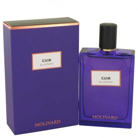 Molinard Molinard Cuir Eau De Parfum Spray (Unisex)