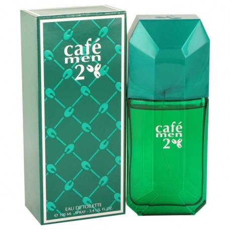 Cofinluxe Café Men 2 Eau De Toilette Spray