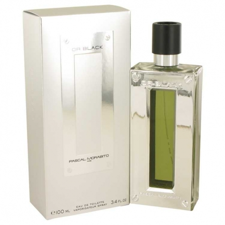 Pascal Morabito OR Black Eau De Toilette Spray