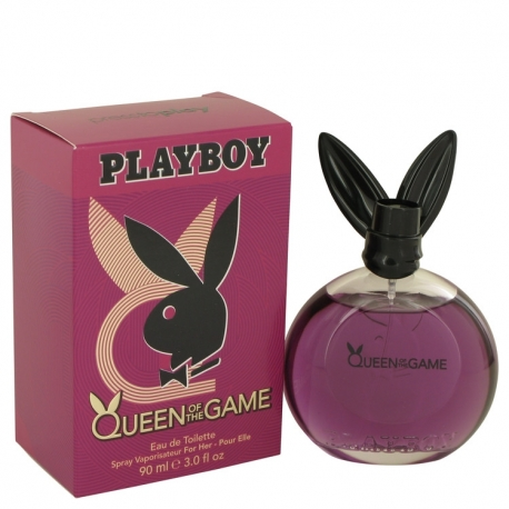 Playboy Playboy Queen of the Game Eau De Toilette Spray