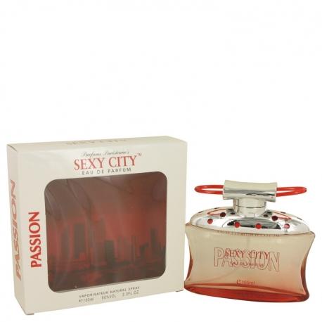Parfums Parisienne Sexy City Passion Eau De Parfum Spray
