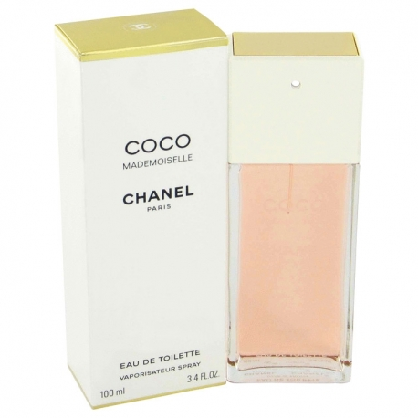 Chanel Coco Mademoiselle Eau De Toilette Spray Refillable
