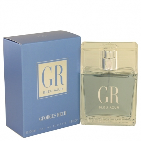 Georges Rech Blue Azur Eau DE Toilette Spray
