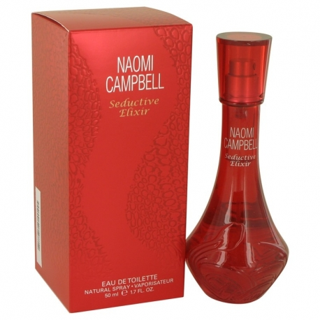 Naomi Campbell Naomi Campbell Seductive Elixir Eau De Toilette Spray