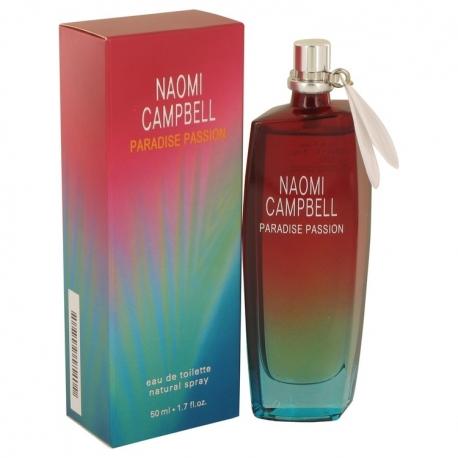 Naomi Campbell Naomi Campbell Paradise Passion Eau De Toilette Spray