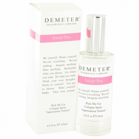 Demeter Fragrance Sweet Pea Cologne Spray