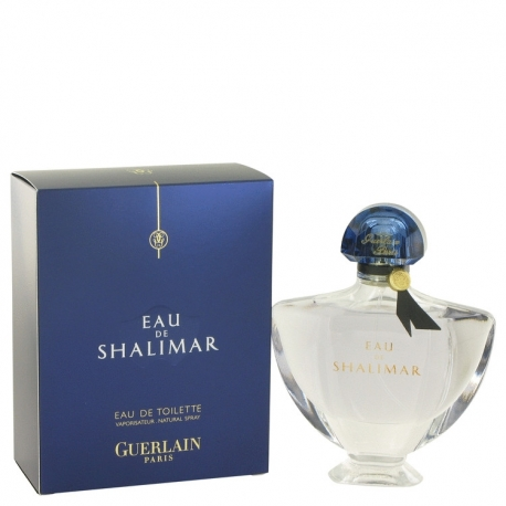 Guerlain Eau De Shalimar Eau De Toilette Spray (New Packaging)