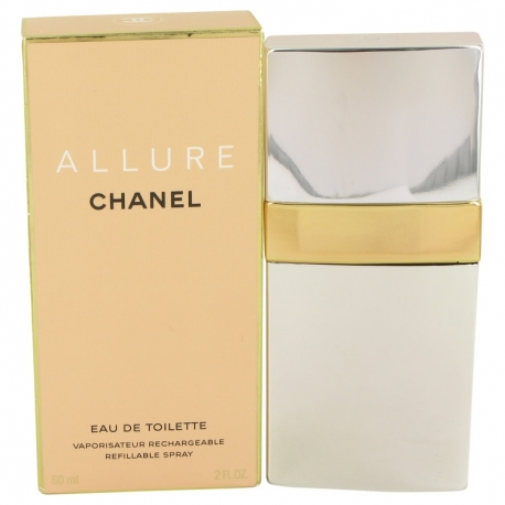 Chanel Allure Eau De Toilette Spray Refillable