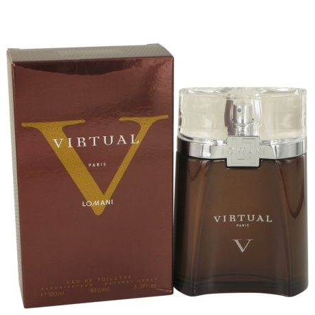 Lomani Virtual Eau De Toilette Spray