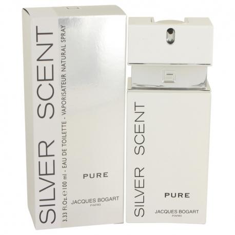 Jacques Bogart Silver Scent Pure Eau De Toilette Spray