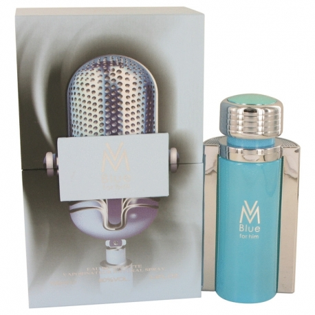 Victor Manuelle Vm Blue Eau De Toilette Spray