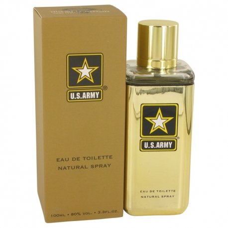 US Army Gold Eau De Toilette Spray