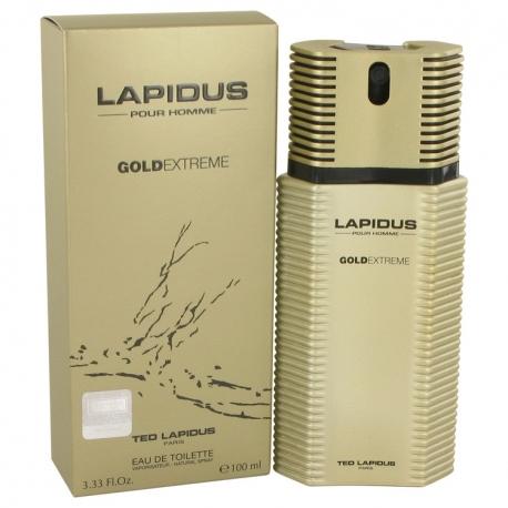 Ted Lapidus Lapidus Gold Extreme Eau De Toilette Spray