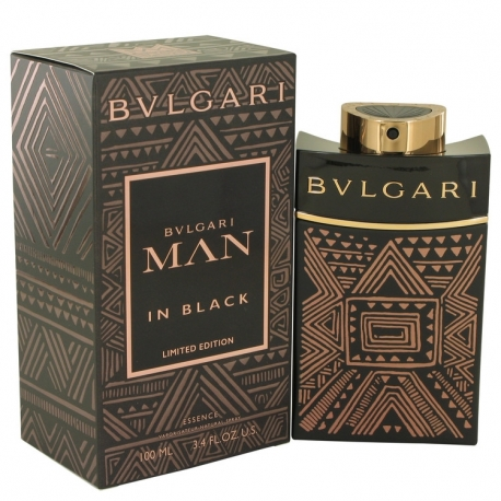 Bvlgari Bvlgari Man in Black Essence Eau De Parfum Spray