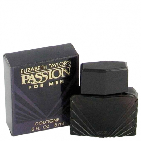Elizabeth Taylor Passion For Men Mini Cologne
