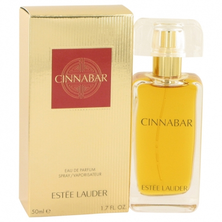 Estée Lauder Cinnabar Eau De Parfum Spray (New Packaging)