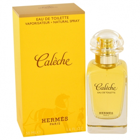 Hermès Caleche Eau De Toilette Spray