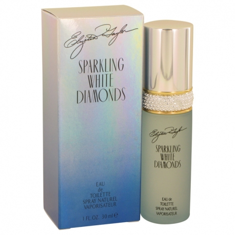 Elizabeth Taylor Sparkling White Diamonds Eau De Toilette Spray