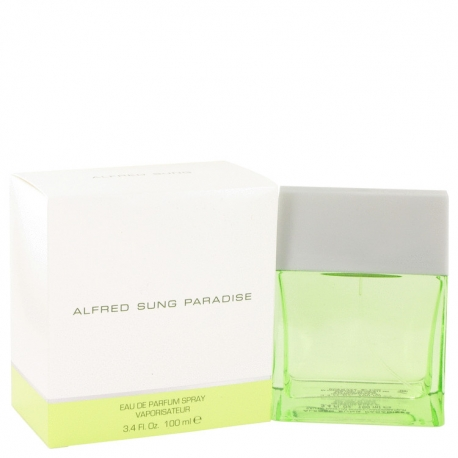 Alfred Sung Paradise Eau De Parfum Spray