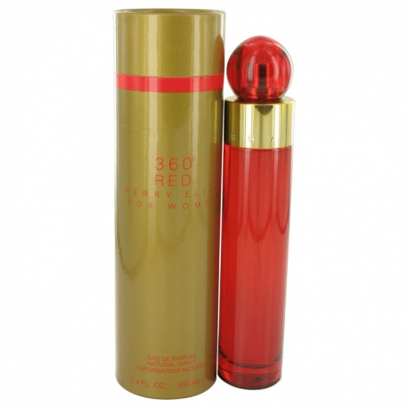 Perry Ellis 360° Red Eau De Parfum Spray