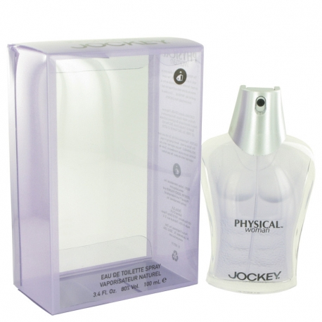 Jockey Physical Woman Eau De Toilette Spray