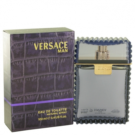 Versace Man Eau De Toilette Spray