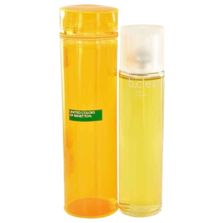 Benetton B. Clean Soft Eau De Toilette Spray