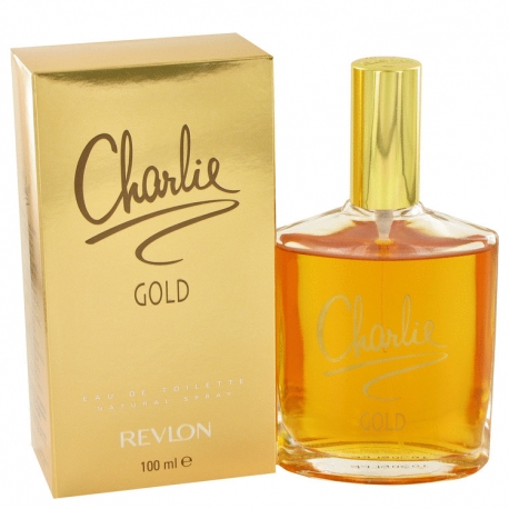 Revlon Charlie Gold Eau De Toilette Spray