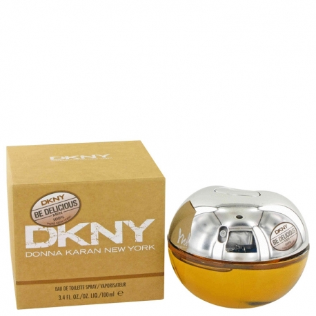Donna Karan Dkny Be Delicious Men Eau De Toilette Spray