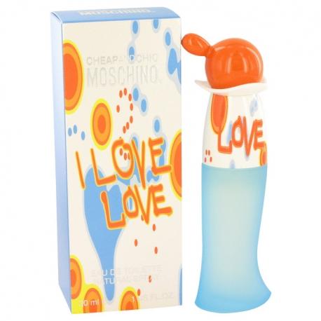 Moschino Cheap & Chic I Love Love Eau De Toilette Spray