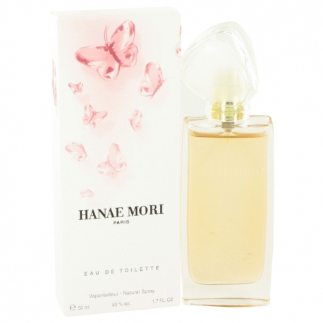 Hanae Mori Butterfly 20th Anniversary Eau De Toilette Spray