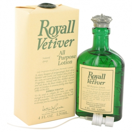 Royall Fragrances Royall Vetiver All Purpose Lotion