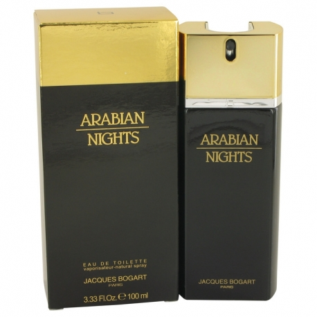 Jacques Bogart Arabian Nights Eau De Toilette Spray
